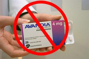 avandia diabetes medicine